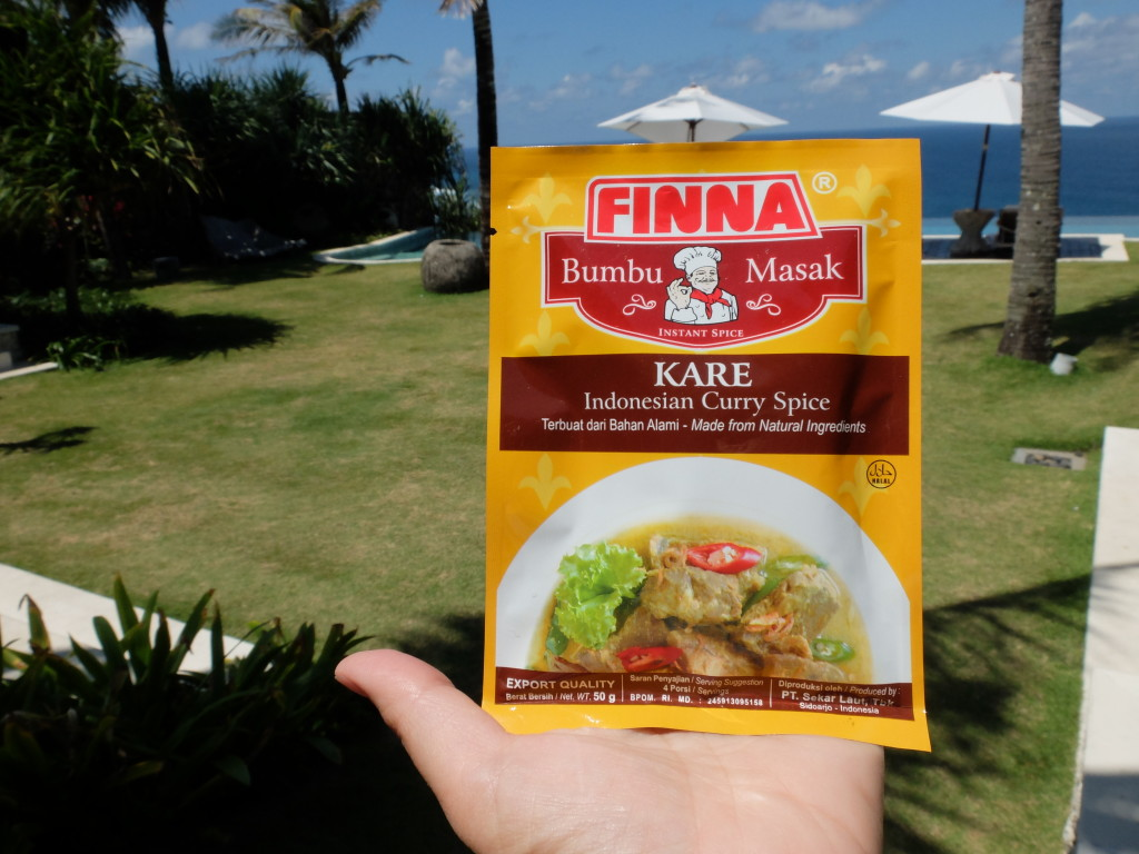 Magic Curry Packet