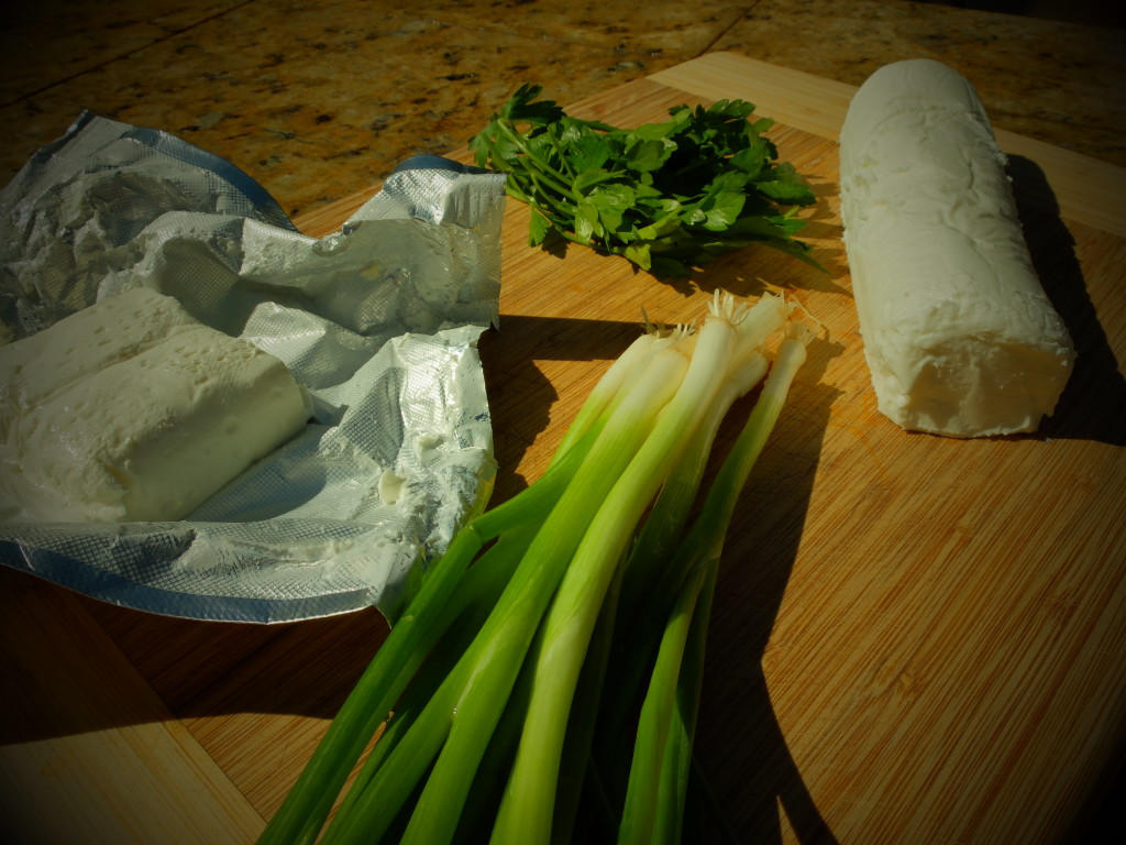 Ingredients for filling